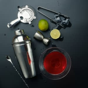 Cocktail Shaker & Set