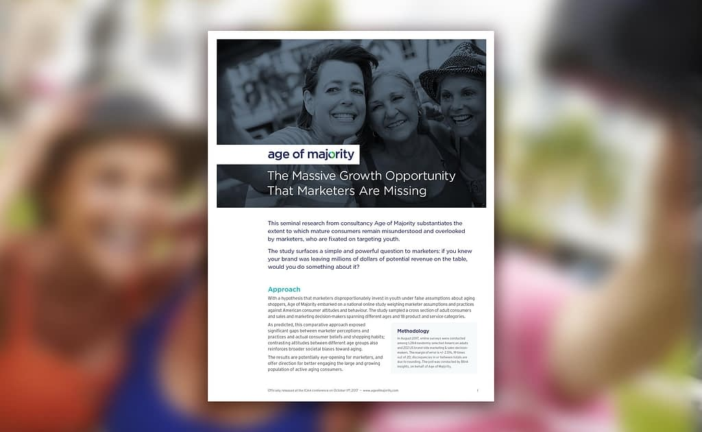 Whitepaper: The Massive Growth Opportunity Marketers Are Missing
